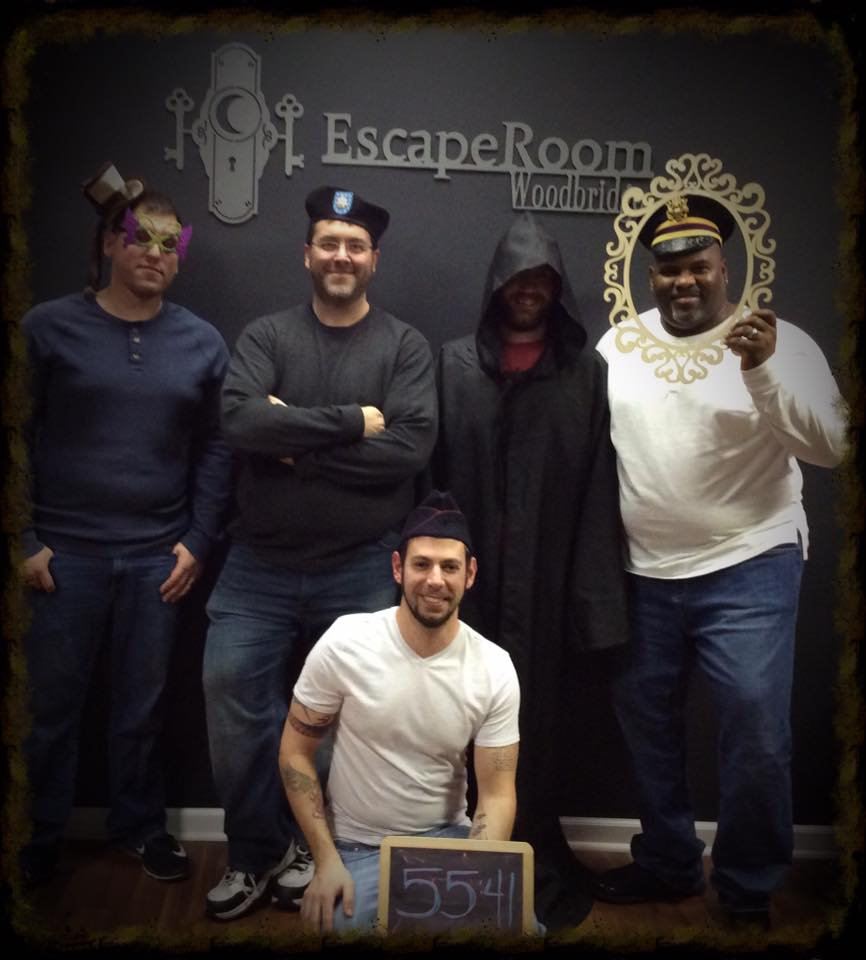 Escape Room Woodbridge